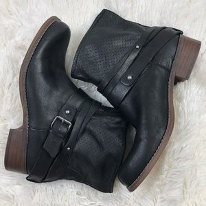 NWOT Marc Fisher Leather Boots